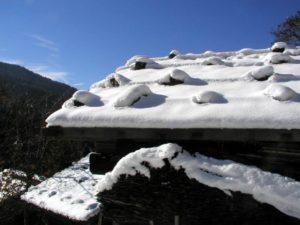 Neve a Fiera di Primiero